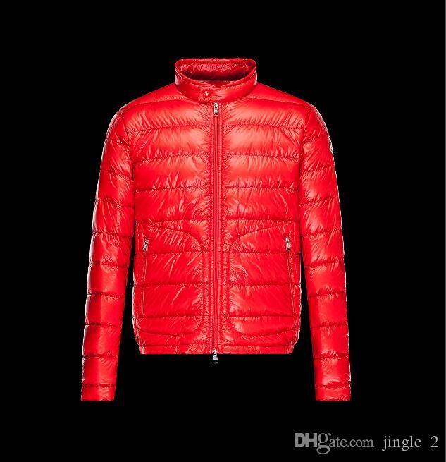 Giacca invernale da uomo giacca invernale da uomo caldo 2018 giacca invernale da uomo popolare Giacca invernale calda Plus Size Uomo Giù e giacca a vento parka