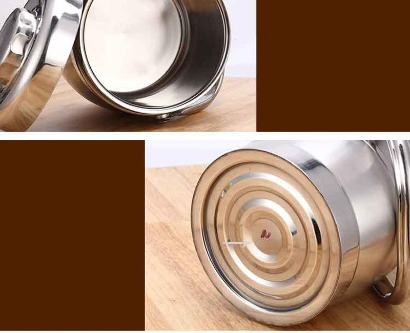 Vacuum Double Wall Stainless Steel Insulated Lunch Bento Box Portable China Japan Style Food Container For Kids Adult Student 21