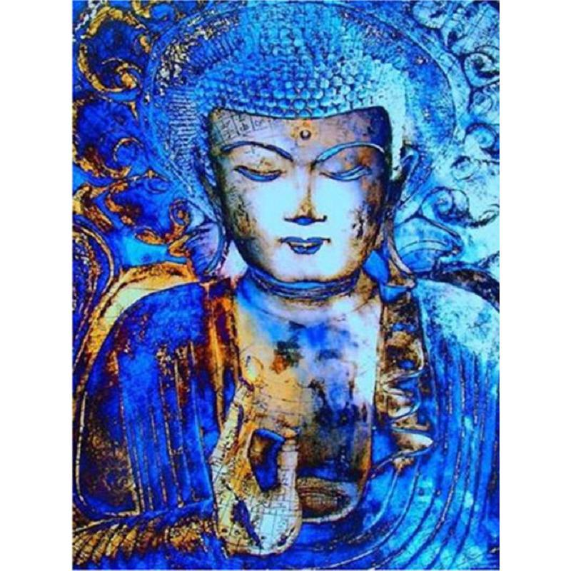 all'ingrosso pittura diamante buddismo, pittura 5d, immagine 3d Y1340