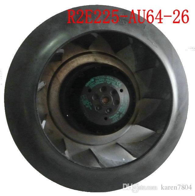 Alemania ebm Blower 230V 150 / 230W Disco de ventilador turbo centrífugo R2E225-AU64-26