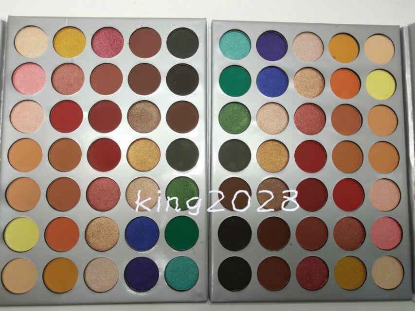 En stock et livraison gratuite pour le maquillage Palette Ombre à Paupières The Palette EyeShadow 3 Set de maquillage 5 couleurs.