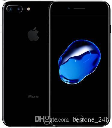 Original Unlocked Apple iPhone 7 Plus 3GB RAM 32/128GB/256GB ROM Quad-Core Fingerprint 12MP IOS LTE 12.0MP Camera Refurbished phone