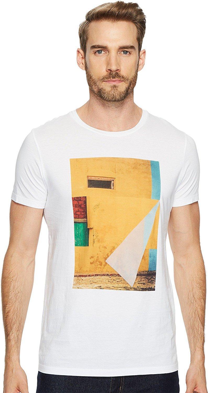 Vintage T Shirt Davul Kiti Ekip Boyun Turuncu Erkek Türbülanslı Erkekler Için 1 Sanatsal Baskı Tee Kısa Kollu Tee Gömlek