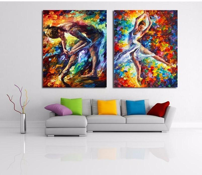Modern Wall art 2018 Posters and prints Home decor and retail The Single ultra clear inkjet printing canvas painting