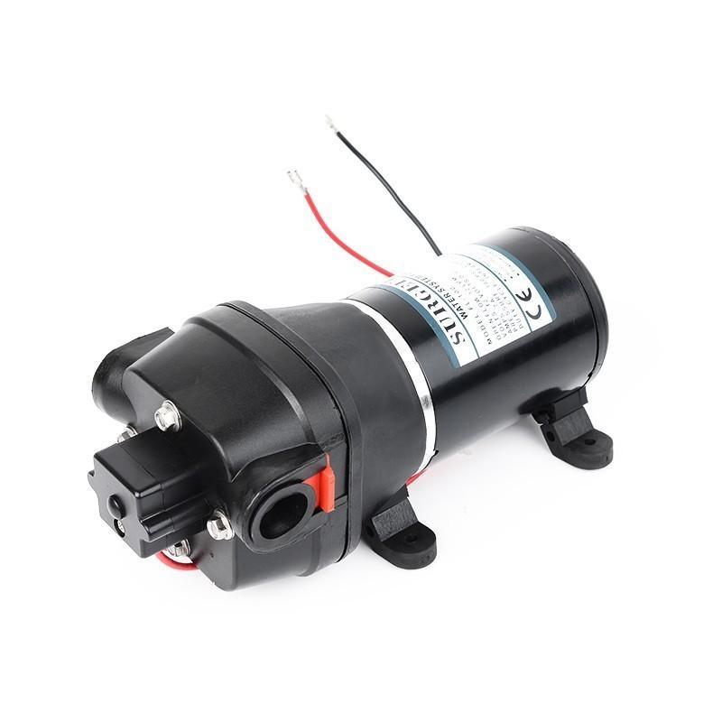 FL-100 3.2L / dak mühendislik plastik Araba Yıkama Pompası DC Santrifüj Su Pompası