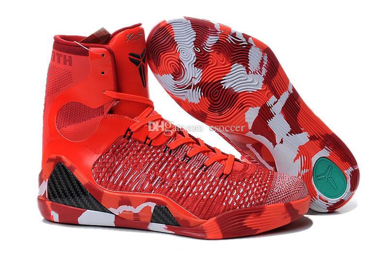2020 Mix Color Fashion Men Shoes Kobe 9