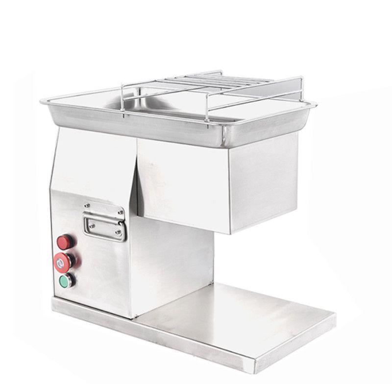Beijamei 2018 Новое прибытие 400 кг / ч коммерческий Slicer резак машина настольная электрическая резка мяса нарезки машина цена