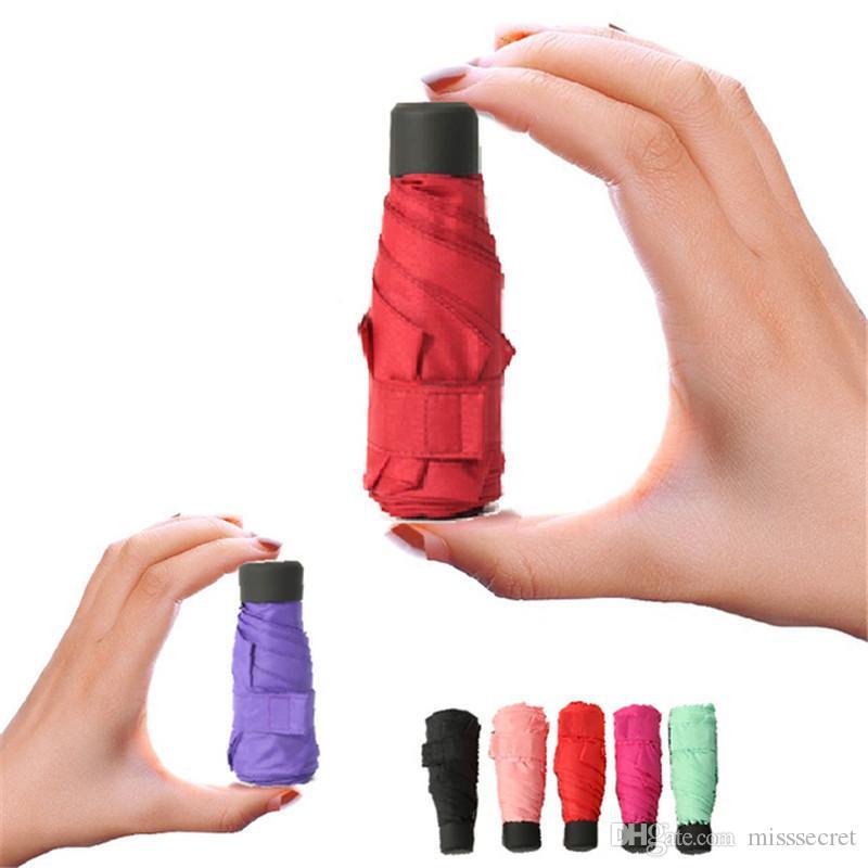 Parapluies de poche Mini Ensoleillé