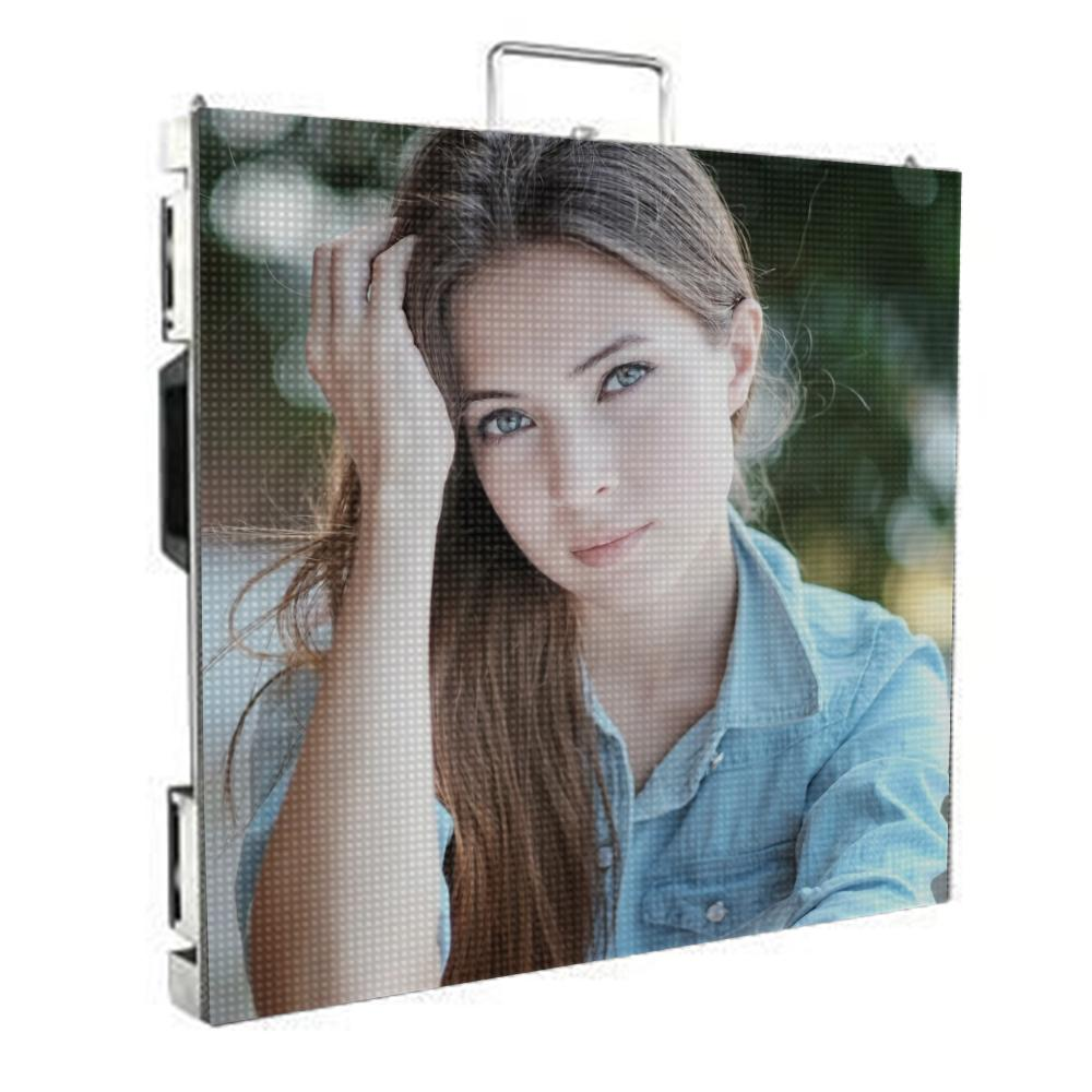 Fabrikpreis Heißer Verkauf IP65 P4.81 im Freien LED-Bildschirm mit 500x500mm 500 * 1000mm Platten Nationstar führte Top-Qualität