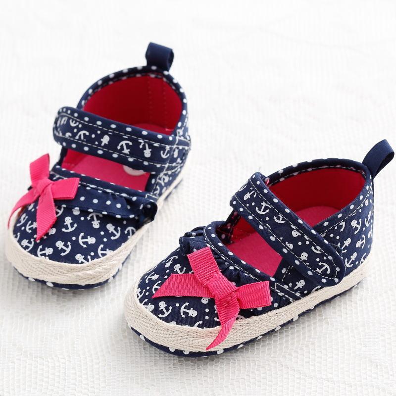 Мягкая подошва обувь из внешней торговой обуви, одна из оригинальных одностенских туфлей первым ходунки