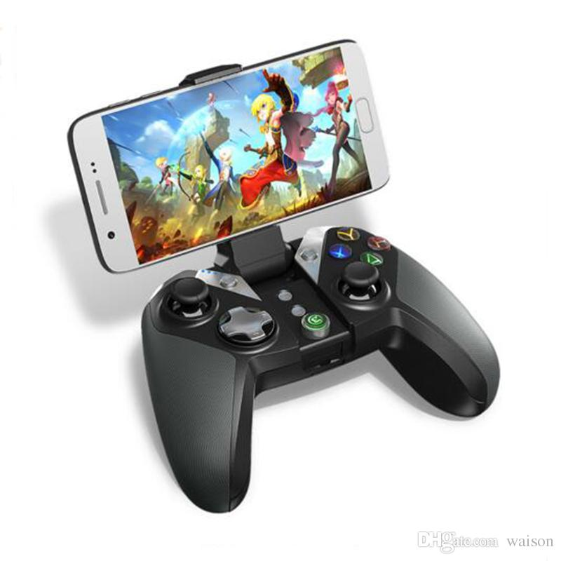 GameSir G4s Bluetooth Gamepad Wireless Controller for Android Phone/Android Tablet/Android TV/Sumsung Gear VR/Play Station3