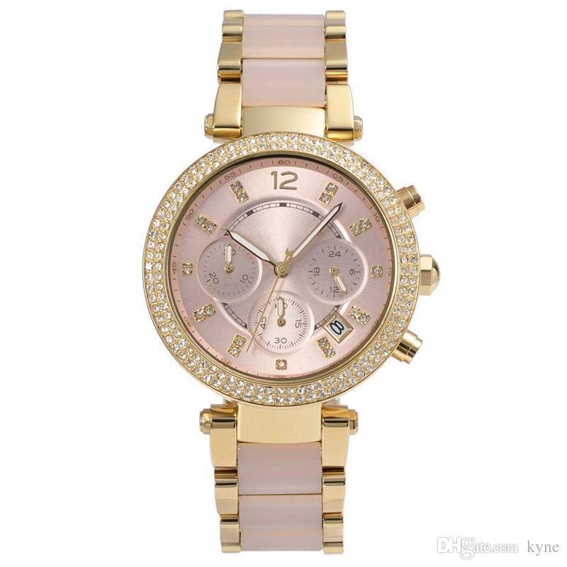 2019 nouvelle mode montre à quartz de femmes-batterie 6236 en laiton cadran montre-bracelet célèbre marque livraison gratuite vendeur chaud
