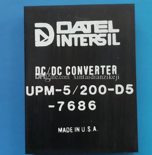 UPM-5/200-D5-7686 DIP-6 power supply POWERMITE DC/DC CONVERTER Modules Good quality test package