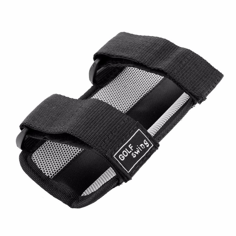 Nouvelle aide utile à l'entraînement au golf Balance de balancement droite Pratique correcte Attelle de coude Support d'arc Main gauche
