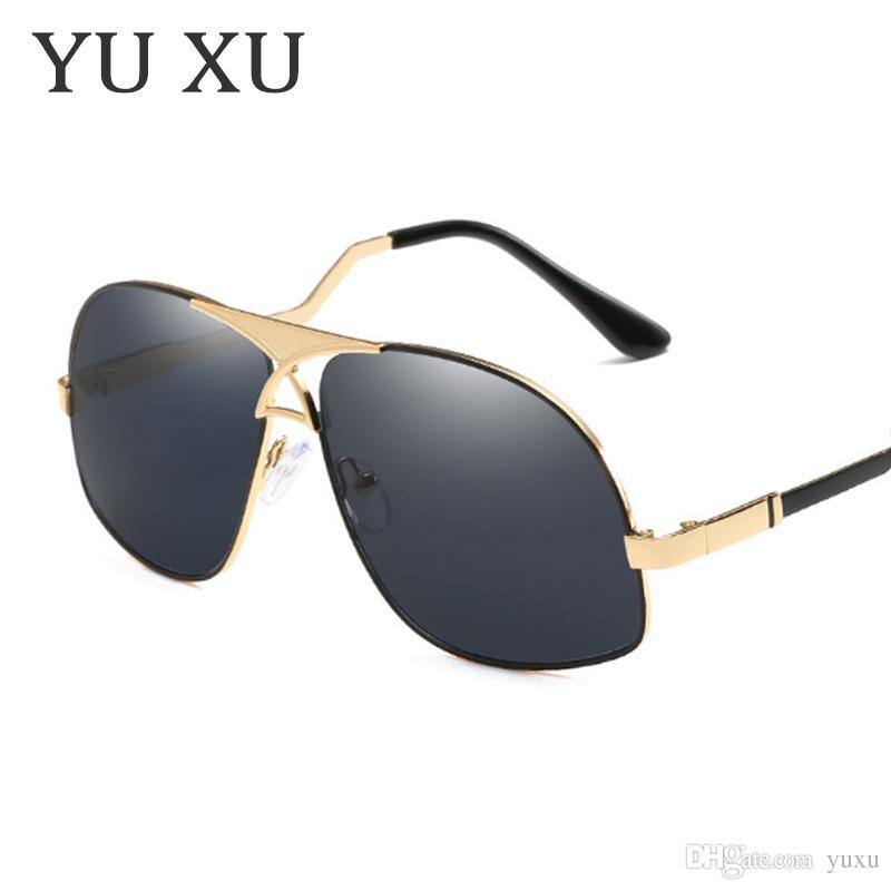 2018 Brand Design Occhiali Da Sole Vintage Viaggio Guida Occhiali Da Sole Specchio Donne Occhiali Da Sole Uomo Occhiali Oculos de sol UV400 H04