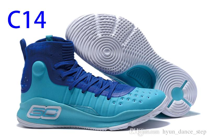 83058c58bb0 ... Nuevo Hot Stephen Curry 4 Baloncesto Zapatos Baloncesto profesional  Juego Tendencias de la moda especial Diseño