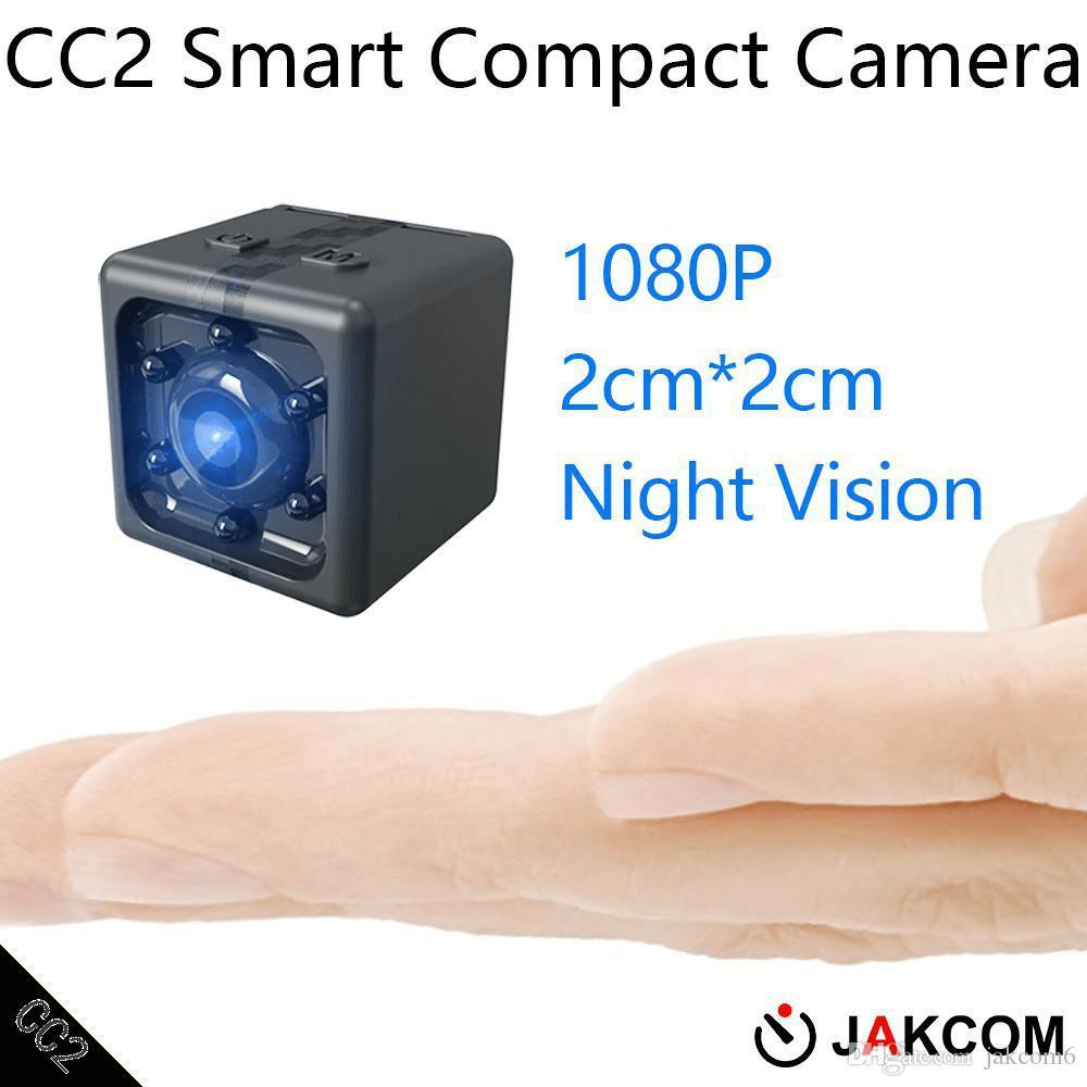 JAKCOM CC2 Câmera Compacta Venda Quente em Filmadoras como vídeo camara 4k gadget smart espia camara