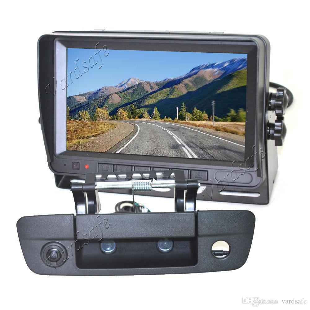 Vardsafe VS452M   نظام كاميرا الرؤية الخلفية للسيارة OEM لـ Dodge Ram 1500 2500 3500
