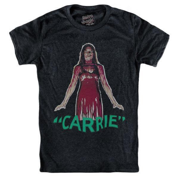 Acheter Carrie T Shirt 1976 Film D Horreur Brian De Palma Stephen King Livre De 16 24 Du Qz710418820 Dhgate Com