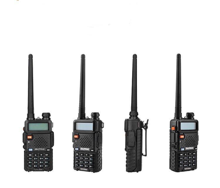 Earphone Baofeng UV-5R Two Way Ham Radio V//UHF Dual Band Walkie Talkie