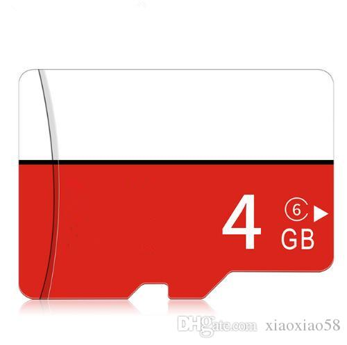 moblie 전화 MP3 / MP4를위한 저렴한 HOT 마이크로 SD 카드 TF 카드 4기가바이트 8기가바이트 16기가바이트 32기가바이트 64기가바이트 1백28기가바이트 메모리 카드의 USB micosd