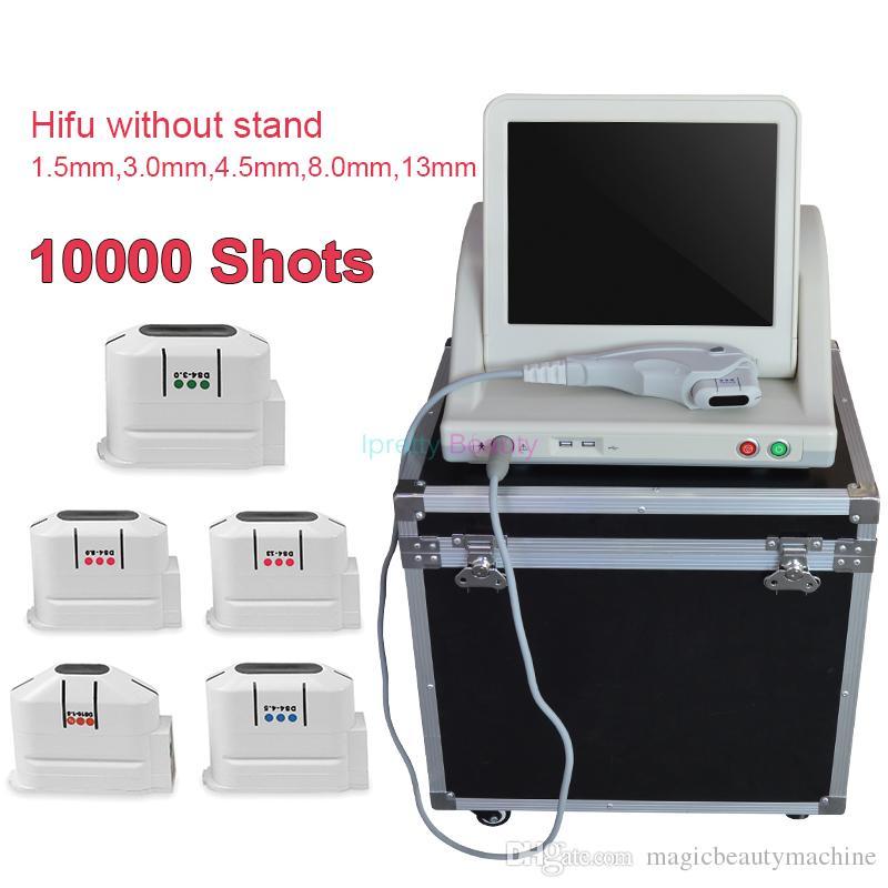 Эффективное High Intensity Focused Ultrasound подтяжка кожи тела удаления морщин обработка Hifu красоты машина