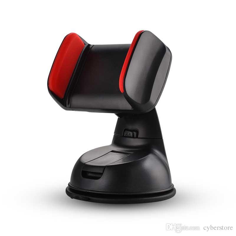자동차 마운트 전화 홀더 강력한 스티커 젤 패드 대시 보드 아이폰 X 8 7 핸즈프리 앞 유리 브래킷 삼성 S9 S8 플러스 스마트 폰