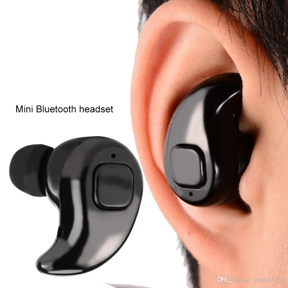 Sport Running S530X Mini Stealth Wireless Bluetooth 4.1 Earphone Stereo Headphones Music Headset For IphoneX Iphone8 Android