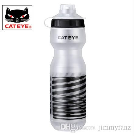 Cateye 750ML Botellas de agua de ciclismo Bicicleta portátil a prueba de fugas Sports Drink Bottle Kettle Squeeze Waterbottle EU REACH Test