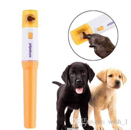 Trimmer per unghie Trimmer per unghie Trimmer per unghie Trimmer elettrico Trimmer per unghie Trimmer per unghie Cut Electric Pets Grinding Grooming Tools