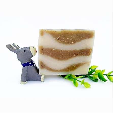Preboily HOT Neuheiten 70G Mint Rosmarin Duft Bart Seife für Männer Bart waschen enthält natürliche Bart Öl Top Qualität