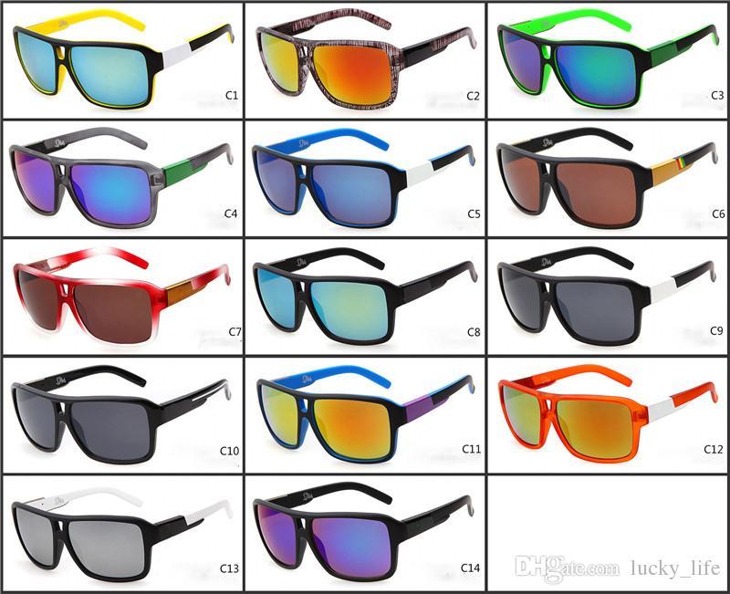 14 renk Şimdi Sıcak Ücretsiz Nakliye sıkışma Güneş Gözlüğü Renkli Moda Güneş Gözlüğü 2018 Yüksek Kalite Düşük Fiyat 10 adet