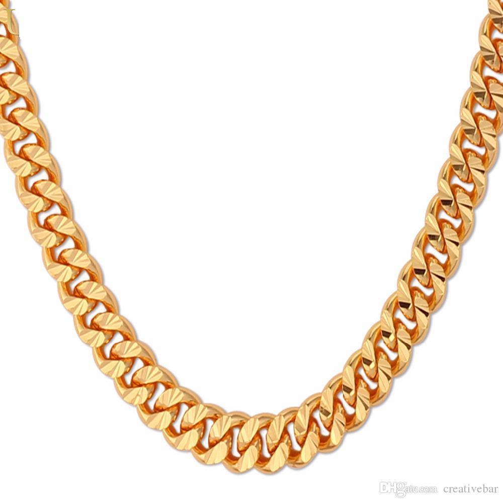 Grosshandel Gold Finish Schwere 6mm Miami Cuban Gliederkette Halskette Armband Diverses Set Von Creativebar 4 84 Auf De Dhgate Com Dhgate