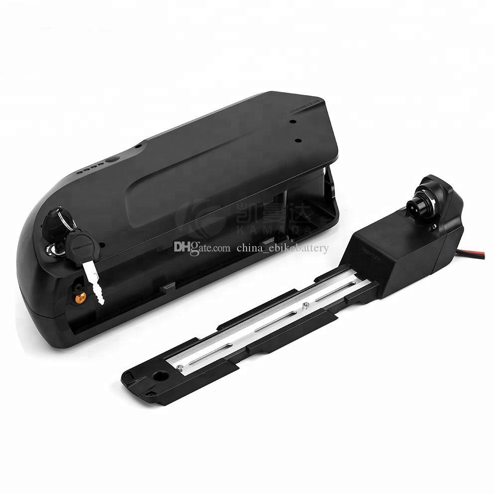 Livre AU UE EUA ao ar livre 36 v bateria ebike baterias de lítio 15AH com USB para 250 W 350 W 500 W 8fun motor + BMS + carregador