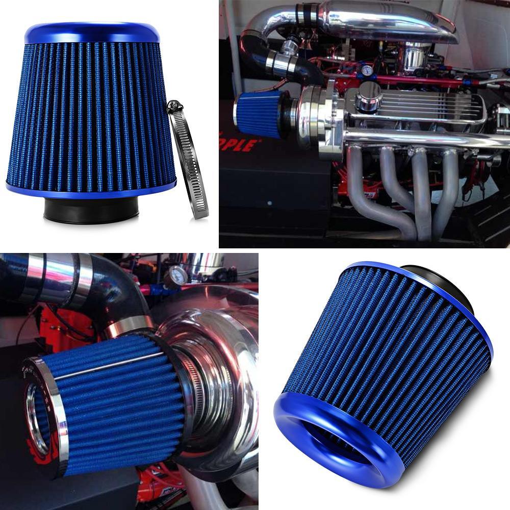 Großhandel Luftfilter Universal Auto Kaltlufteinlass High Flow ...