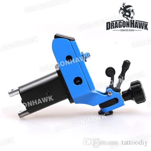 Máquina do tatuagem Rotary V5 Motor Tattoo Shader Liner Gun Strong Motor Libélula Rotary motor da máquina 5 cores