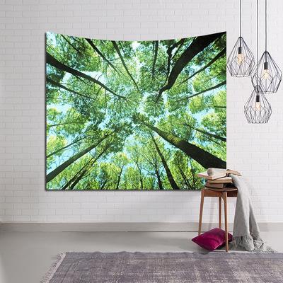 Tapestries de impressão digital / tapete de parede / toalhas de praia série selva tamanho 229x150 cm