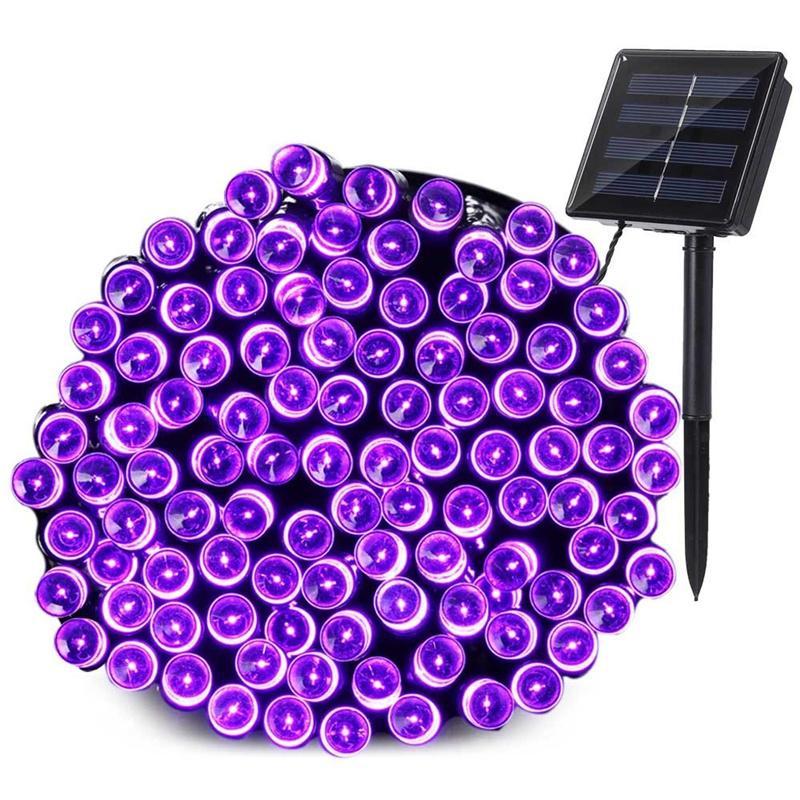 200 LED Solar Fairy String Lights (41)