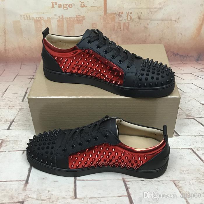 Zapatos Hombres La Marca Genuino Cuero Negros De Lujo Compre RXx1w1 a8afb8ce65c6