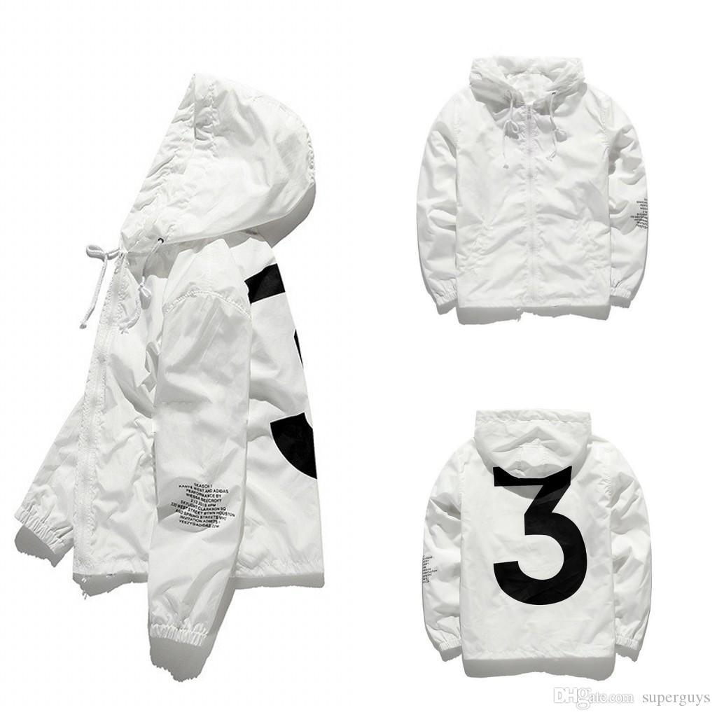Herren Jacke Hip Hop Windjacke Mode Jacken Männer Frauen Streetoberbekleidung-Mantel Hip Hop Jackets hohe Qualität JK001