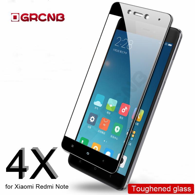 2.5d tampa completa de vidro para xiaomi redmi 4x 4a nota 4 4x filme protetor de tela para xiaomi redmi 5 5 plus 5a nota 5a vidro temperado