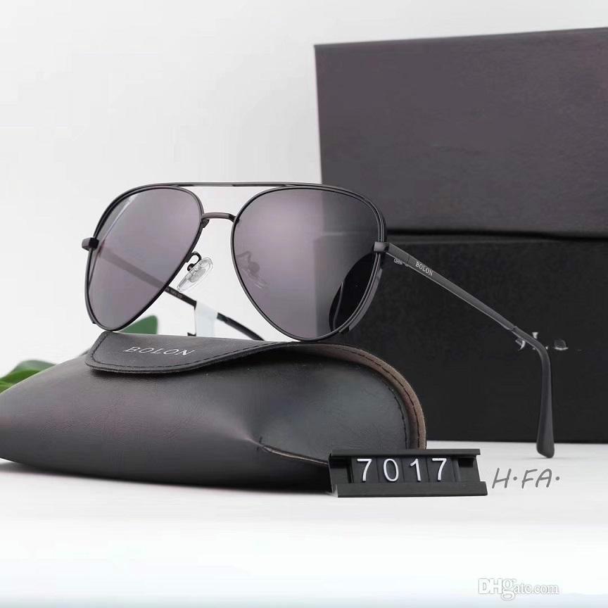 BL7017 Hohe Qualität sonnenbrille Frau Mann Sonnenbrille Speckle Klassische Marke Designer Strandurlaub Sonnenbrille UV400 Sonnenbrille