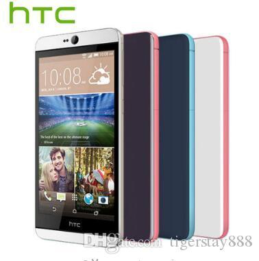الهاتف الأصلي HTC Desire 826 مفتوح 5.5 بوصة تعمل باللمس 2GB RAM 16GB ROM كاميرا 13.0MP Android الهواتف المحمولة التي تم تجديدها
