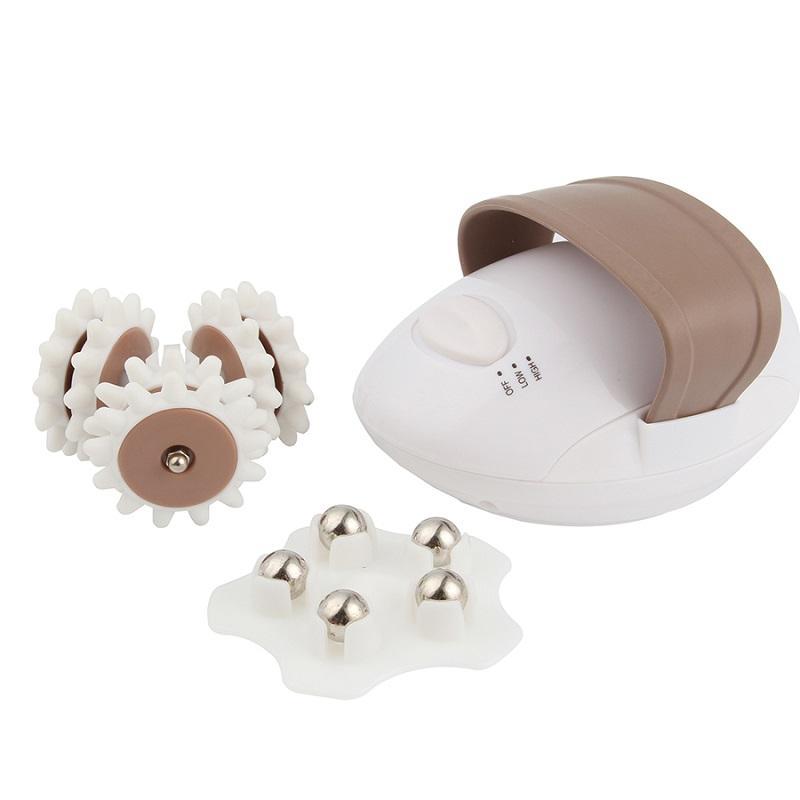 Здравоохранение потеря веса 3D электрический всего тела массажер ролик антицеллюлитный массаж стройнее устройство сжигатель жира спа-машина