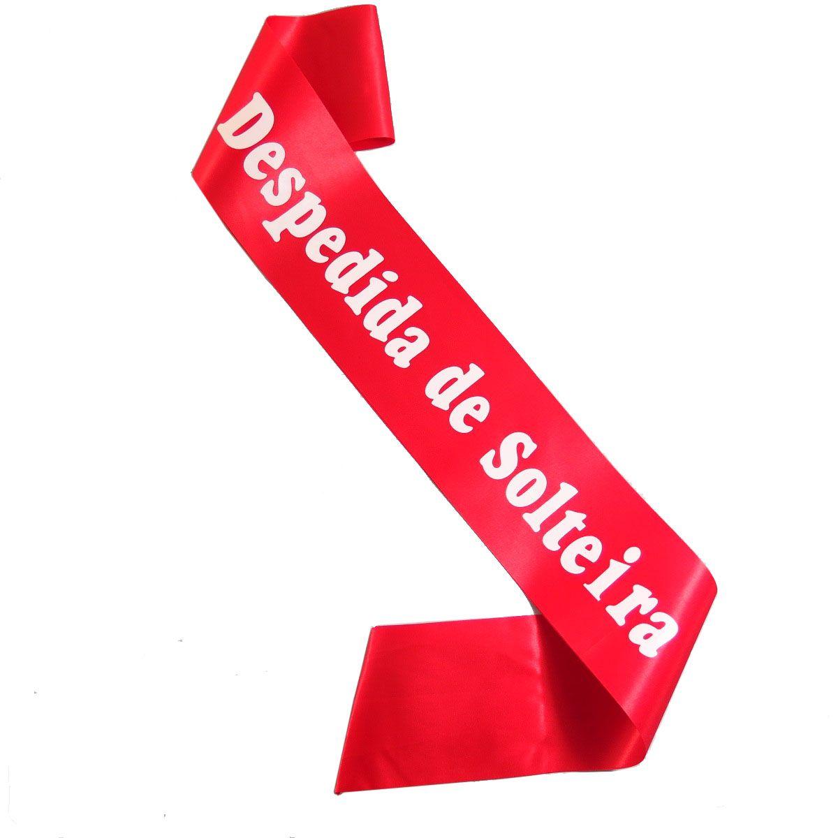 12pcs Despedida de solteira sash portuguese bachelorette party Purple pink red black blue satin ribbon bridal shower party