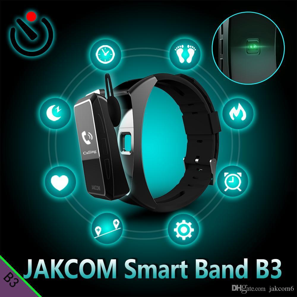 JAKCOM B3 Smart Watch Venda quente em dispositivos inteligentes como novo bf foto smartwatch y1 zeblaze