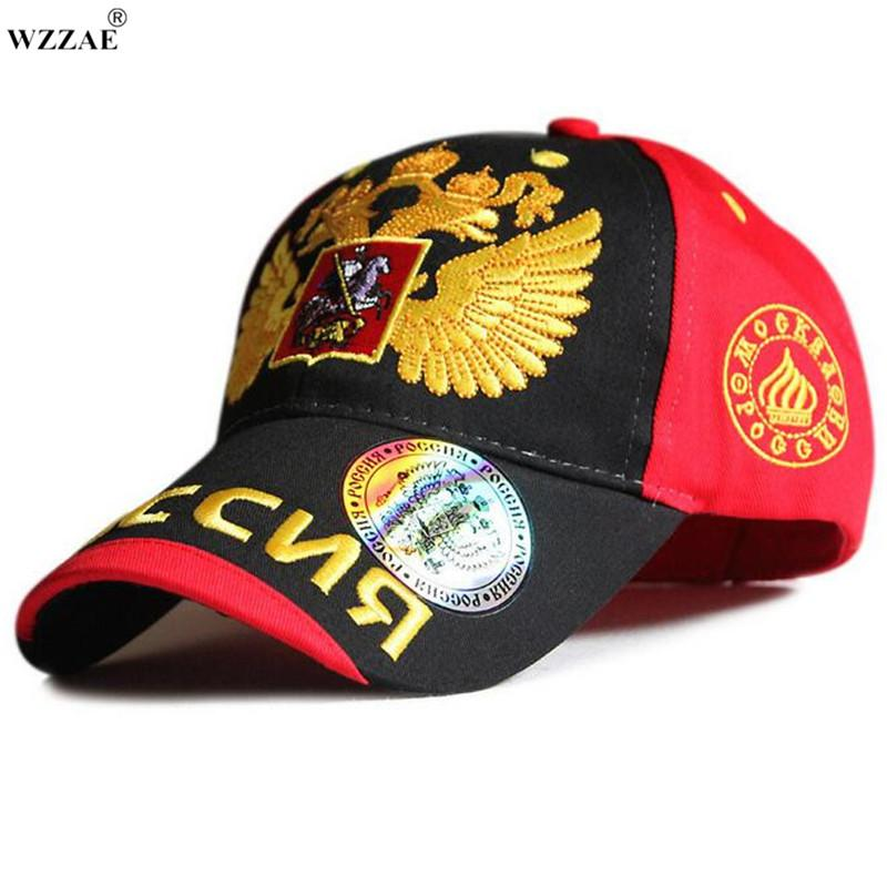Wzzae 2017New Art und Weise für Olympia Russland Sotschi Bosco Baseballmütze Hysteresen-Hut Sunbonnet Marke beiläufige Kappe Mann Frau Hip Hop