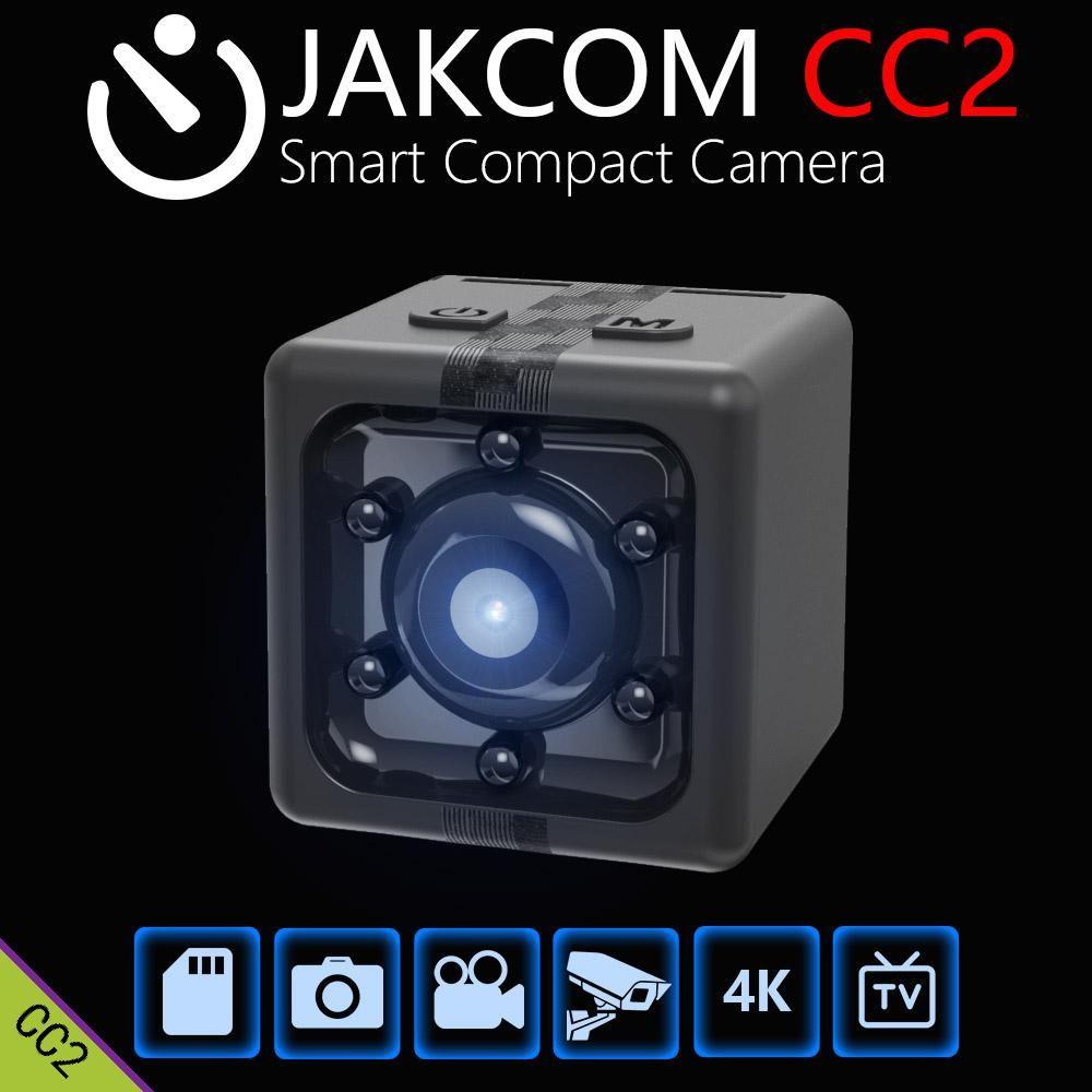 JAKCOM CC2 Compact Camera Vente chaude Mini Caméras comme baguette horloge espion appareil photo