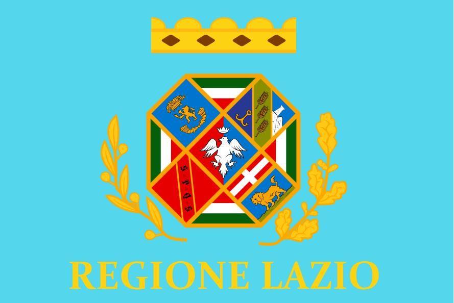Włochy Flaga Lazio 3FT X 5FT poliester banner latający 150 * 90 cm niestandardowa flaga na zewnątrz