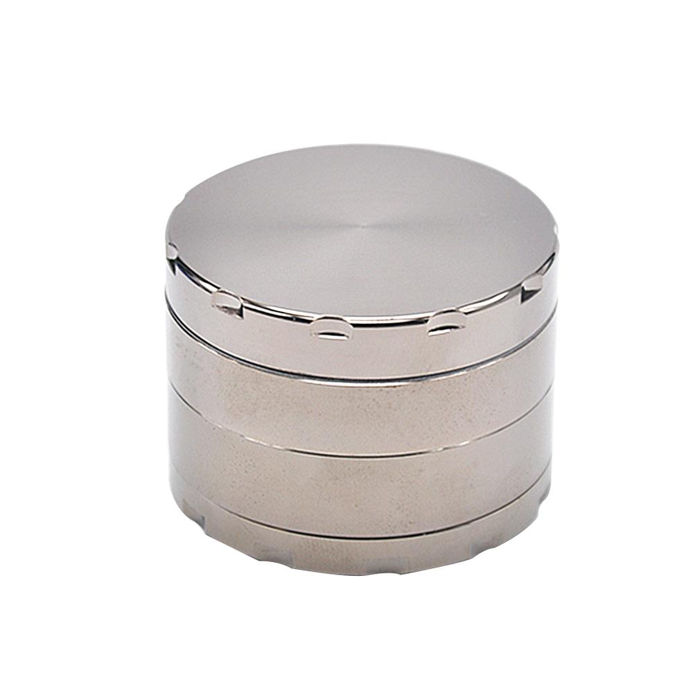 Hornet Zinc Alloy 60MM 4 Layer Tobacco Grinder Spice Mill Crusher gear cap Smoking accessories New portable